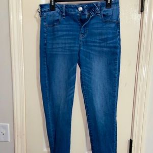 American Eagle Jeans/blue/size 8